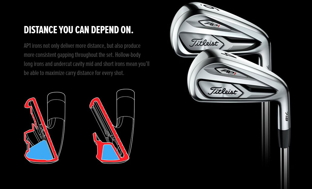 Titleist AP1 Distance