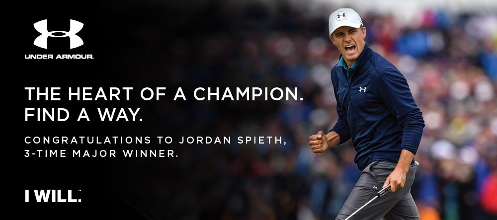 Jordan Spieth Collection